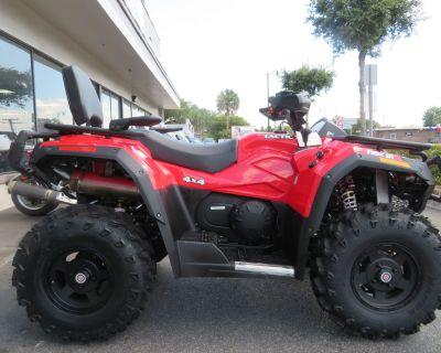 2020 Hisun Tactic 750 EPS 2-UP ATV Utility Sanford, FL