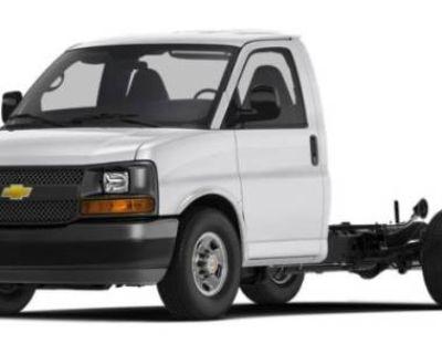 2018 Chevrolet Express Commercial Cutaway 3500