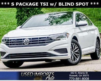 2021 Volkswagen Jetta S Auto