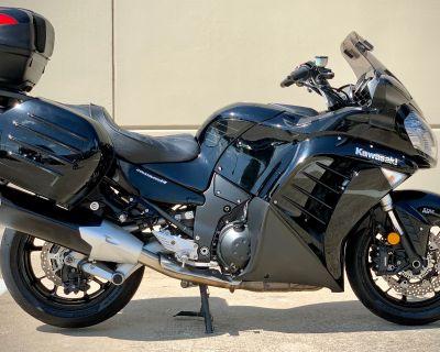 2012 Kawasaki Concours 14 ABS Supersport Touring Plano, TX