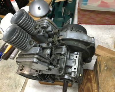 Vintage Go Kart Parts Engine Mac 70 Mcculloch Racing