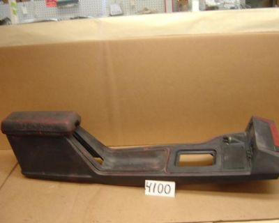 Mustang Oem Console Fits 79 80 81 82 83 84 85 86 87 88 89 90 91 92 93