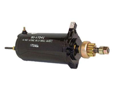 Nib Mercury 65-85hp Starter Motor 10 Tooth Mes 1987 & Below Mes S2032m 50-30842