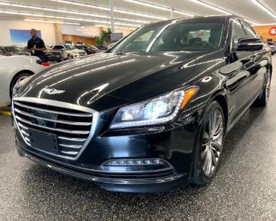 2015 Hyundai Genesis 4dr Sdn V8 5.0L RWD