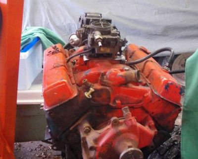 1970 Chevy 307 Engine Free Delivery Within 2 Hours Of Home
