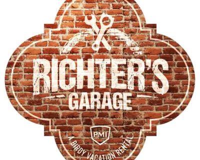 Richter's Garage - A Birdy Vacation Rental - Boerne