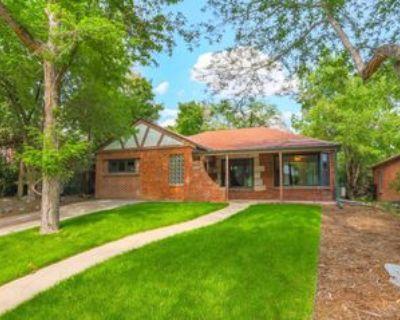 1254 Dahlia St #1, Denver, CO 80220 3 Bedroom Apartment