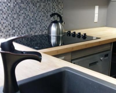 Old North Studio Apartment steps from ST. JOE'S, Western University & DownTown - North London
