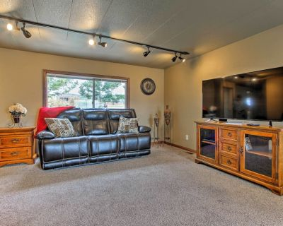 Helena Home w/ Covered Patio & Views! - Helena Valley Northwest
