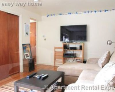 898 Massachusetts Ave #4, Cambridge, MA 02139 Studio Apartment