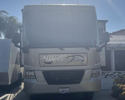2012 Tiffin Motorhomes ALLEGRO OPEN ROAD 34TGA