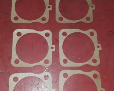 Axle flanges gasket