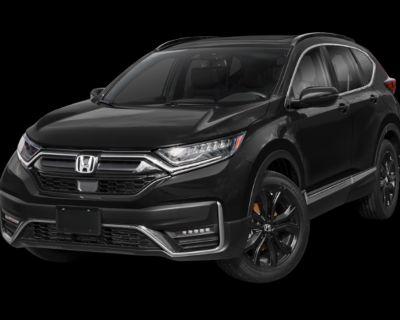 New 2021 Honda CR-V Black Edition