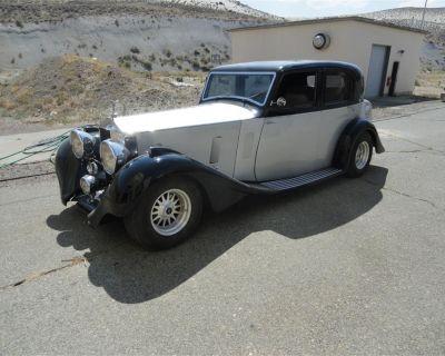 1936 Rolls-Royce Phantom