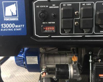 13000 kw Powerhorse Generator
