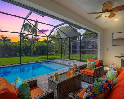Brand New 2021 Modern Custom Built Pool Home Close to Shopping and Dining - Pelican