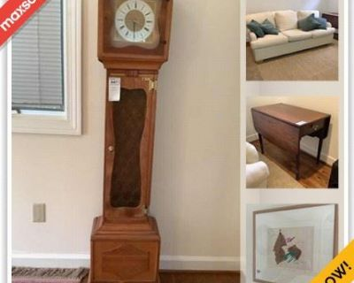 Atlanta Moving Online Auction - Roswell Road NW