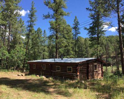 Martin Cabin - El Rito Cabins - Hermit s Peak - El Porvenir