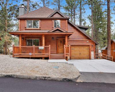 Ashwood Retreat Pinewood Estates Chalet Secluded Views - Big Bear City