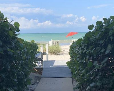 Spectacular Beachfront Luxe Condo, 2 Bedroom + Den! - Bonita Springs