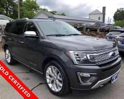 """2018 Ford Expedition Platinum CAPTAINS CHAIRS 22"""" WHEELS"""