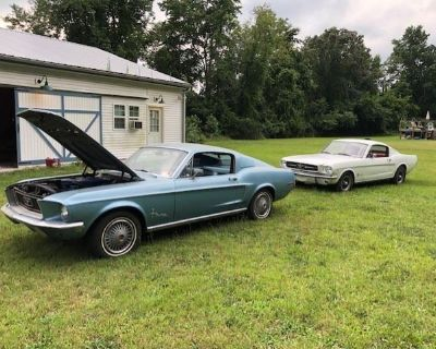Another Great Estate Sale In Delaware!!! Classic Cars/Car Parts/HO Trains!!!!