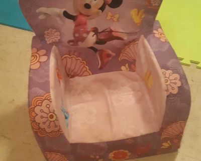 Minnie mouse chair for toddlers