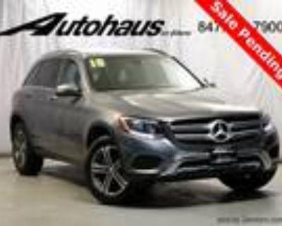 2016 Mercedes-Benz GLC GLC 300 4MATIC