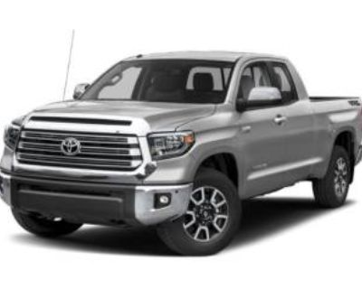 2018 Toyota Tundra Limited Double Cab 6.5' Bed Flex Fuel 5.7L 4WD
