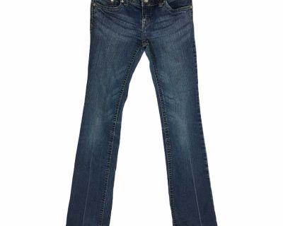Tokyo Slim Bootcut Jeans