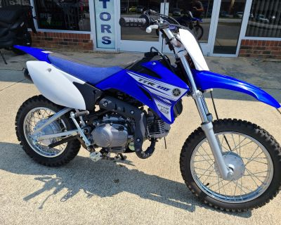 2016 Yamaha TT-R110E Motorcycle Off Road Hendersonville, NC