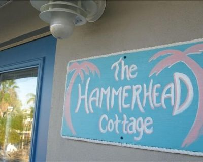 The Hammerhead Cottage- Newly Remodeled- Beautiful! - Key Colony Beach