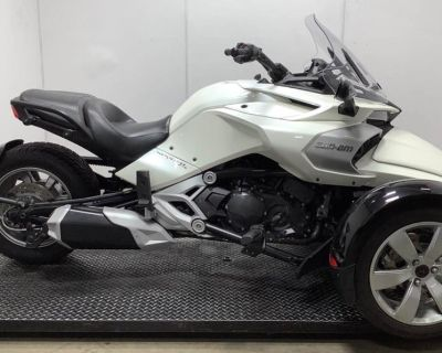 2015 Can-Am Spyder F3 SM6 3 Wheel Motorcycle Houston, TX