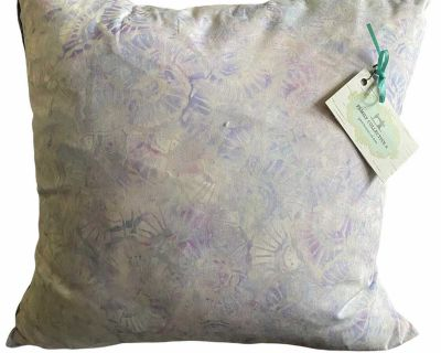 Handmade Decorative Pillow- NEW- insert included