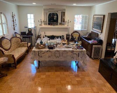 PACKED Grandmas Attic Estate Sale in West Hollywood