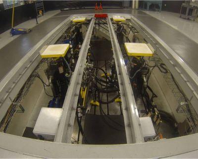 MTS 7-Post Shaker Rig