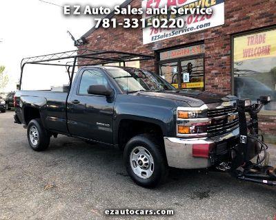 2018 Chevrolet Silverado 2500HD Work Truck 4WD
