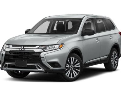 Pre-Owned 2020 Mitsubishi Outlander SEL FWD Sport Utility