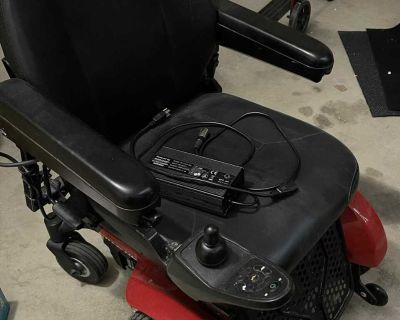 Jazzy Elite HD Power Chair