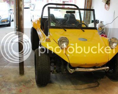 1976 VW Dune Buggy