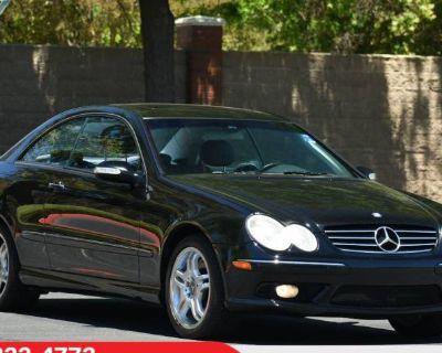 2003 Mercedes-Benz CLK CLK 55 AMG