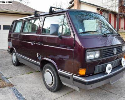 Converted 1991 Vanagon GL