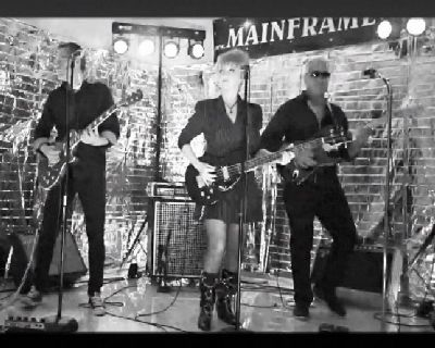 MAINFRAME.band Performing DANGEROUS TYPE (Cover) by The Cars
