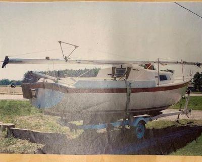 1972 Jensen CAL 21