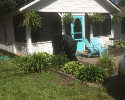 Charming 4 bedroom cottage Steps to the sandy beach on the lovely Lake Erie - Crystal Beach