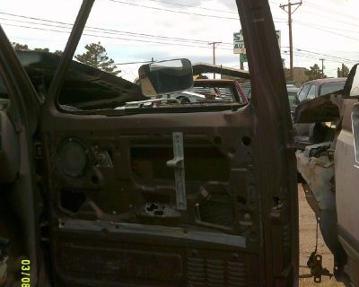 1993 Ford F-250 XL Passenger Side Front Door (PARTING OUT)
