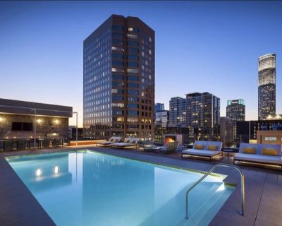 Amazing Apartment with city Views. DTLA - Beverly Hills