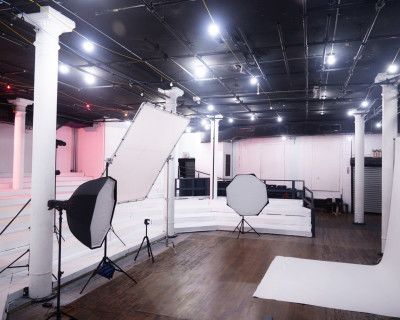Photography Studio and Theatre Space, New York, NY
