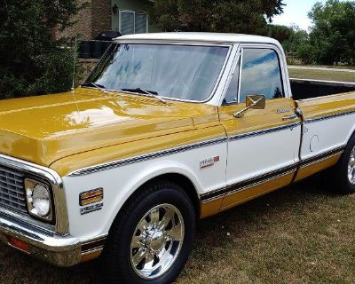 1972 Chevrolet Cheyenne Super 20 Pick Up