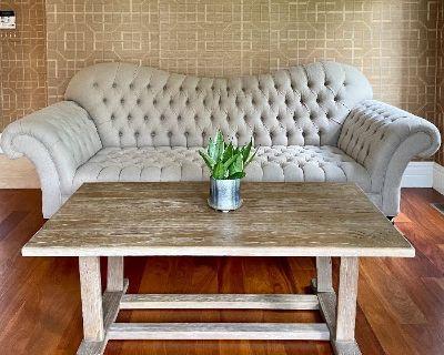 Exquisite Lexington Estate Sale: Online and In-Person! Frontgate, Kinglsey Bates, Baker & More!